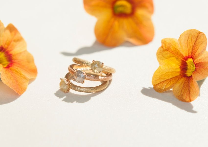 Anillos Unicoh by Mimoh